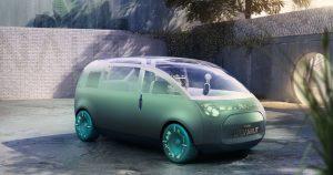 MINI Vision Urbanaut Concept: Un gran MINI muy futurista