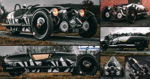 Morgan 3 Wheeler P101: Una edición especial para decir adiós..por ahora