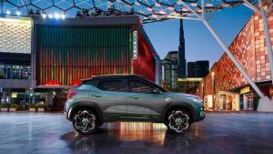 Renault Kiger Concept: La  SUV más pequeña de la firma del rombo
