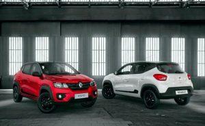 Renault Kwid Iconic: Llegó la variante bitono