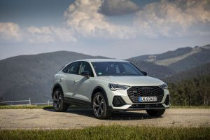 Audi Q3 2021: Atractiva y moderna