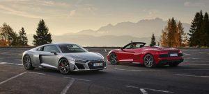 Audi R8 RWD 2021: Listo para el mercado americano.
