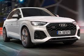 Audi SQ5 2021: Mejor diseño, más potencia y mayor equipamiento.