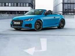 Audi TTS Competition Plus 2021: Ahora con 320 CV