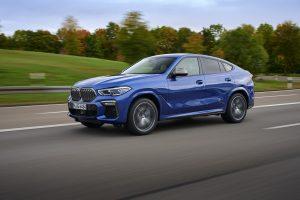 BMW X6 2021: Lujo y poder