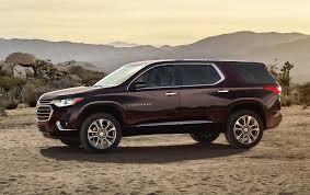 Chevrolet Traverse 2021: Pequeños cambios y  más tecnología