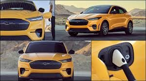 Ford Mustang Mach-E GT Performance Edition: Llega la versión más potente
