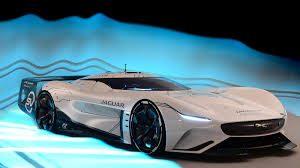 Jaguar Vision Gran Turismo SV: Un bólido con virtuales 1877 CV