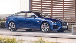 Jaguar XF 2021: Una actualización más tecnológica y con versiones híbridas