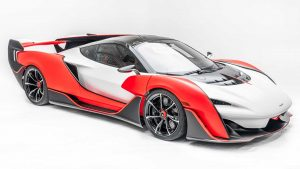 McLaren Sabre 2021: 824 CV exclusivo para EEUU