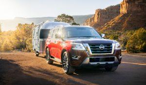 Nissan Armada 2021: Mejoras en diseño, tecnología, confort y más poder