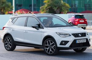 SEAT Arona 2021: Juvenil y dinámica