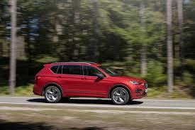 SEAT Tarraco 2021: Una imponente SUV