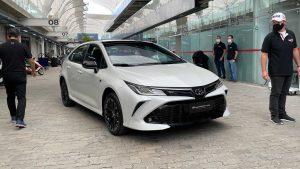 Toyota Corolla GR-S 2021: Una versión con carácter deportivo