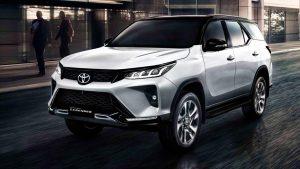 Toyota Fortuner SW4 2021: Cambios en diseño y más poder