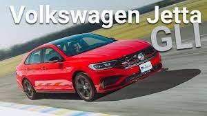 Volkswagen Jetta GLI 2021: Emocionante y elegante