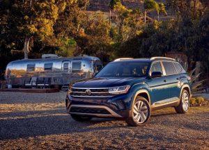 Volkswagen Teramont 2021: Más grande y más moderna