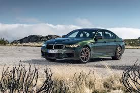 BMW M5 CS 2022: El BMW más potente de la historia
