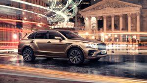 Bentley Bentayga Hybrid 2021: La SUV enchufable de lujo que presume más autonomía