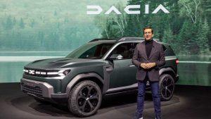 Dacia Bigster: Así sería el Renault Duster será híbrida y de 7 asientos
