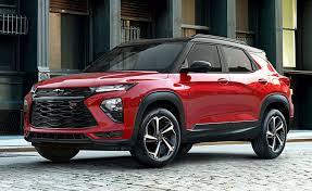Chevrolet Blazer 2021: Una SUV muy confortable