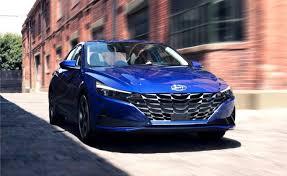 Hyundai Elantra N-Line 2021: Deportividad y buenas prestaciones