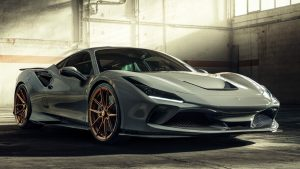 Ferrari F8 Tributo por Novitec: Más poderoso, más rápido y aún más exclusivo