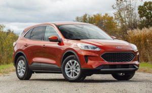 Ford Escape 2021: Atractiva, elegante, imponente y moderna.