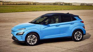 Hyundai KONA Electric 2021: Esta SUV eléctrica hora es más atractiva y segura