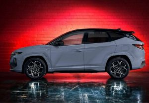 Hyundai Tucson N Line 2021: Una cuarta generación con traje deportivo