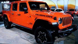 Jeep Gladiator 2021: Capaz y versátil