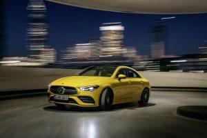 Mercedes-AMG CLA 35 4MATIC 2021: Pasión, poder y estilo