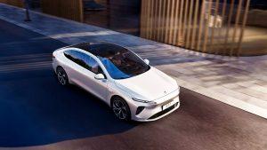 NIO ET7: De China llega un sedán eléctrico de 1,000 km de autonomía