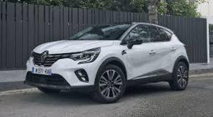 Renault Captur 2021: Moderna, atractiva y  confortable