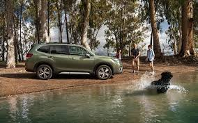 Subaru Forester 2021: Una SUV confortable, segura y versátil