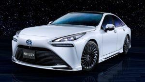 Toyota Mirai by Modellista: Un kit mucho más sofisticado