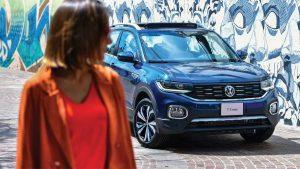 Volkswagen T-Cross 2021: Práctica, segura y versátil
