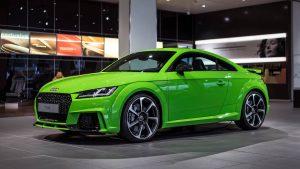 Audi TT RS 2021:  Una versión más deportiva para decir adios