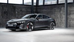 Audi e-tron GT 2022: El deportivo eléctrico más potente de la firma hasta el momento.