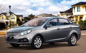 JAC J4 2021: Un auto chino ideal para el trabajo y la familia.