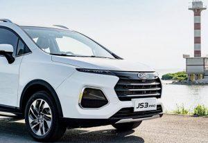 JAC JS3 Pro 2021: Llega con novedades estéticas y de equipamiento