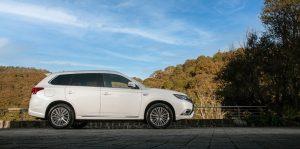 Mitsubishi Outlander PHEV 2021: Eficiencia, desempeño, confort y seguridad