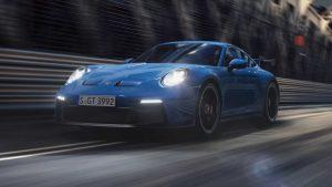 Porsche 911 GT3 2022: Mayor potencia y menos peso