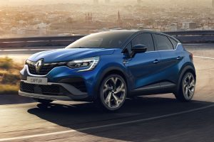 Renault Captur RS Line 2021: Una interesante SUV con opción de motor híbrido