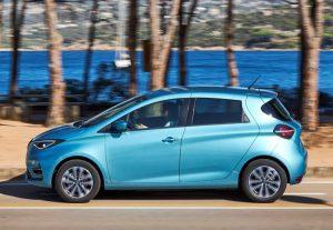 Renault Zoe 2021: Nuevo diseño y más autonomía