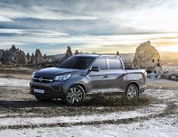 Ssangyong Rexton Sport 2021: Una de las camionetas más potentes en el mercado.