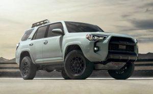 Toyota 4Runner 2021: Una excepcional SUV todoterreno y familiar.