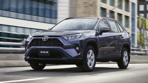 Toyota RAV4 Xroad: mejor diseño y más seguridad.