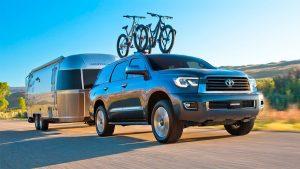 Toyota Sequoia 2021: Mucha seguridad, confianza y calidad