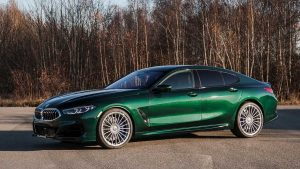 BMW Alpina B8 Gran Coupé 2022: Un serie 8 más exclusivo.